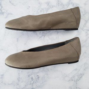 Eileen Fisher Shoes - Eileen Fisher Patch Ballet Flat Taupe/Gray  SZ 7.5